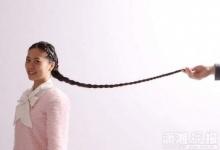 สาวจีนต้องหั่นผมยาว 1.3 เมตรทั้งน้ำตา สาเหตุเพราะ..??