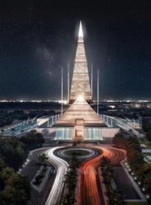 อียิปต์สู่อนาคต พีระมิด แห่งใหม่ที่กรุงไคโร