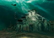 6 เมืองโบราณใต้น้ำสุดลึกลับ ที่คุณจะไม่เชื่อว่ามีอยู่จริง!!