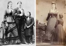 Anna Swan ผู้หญิงที่มีอวัยวะเพศใหญ่ที่สุดในโลก
