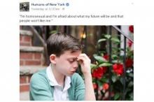เมื่อเด็กน้อยวิตก ผมเป็นเกย์...ทุกคนจะเกลียดผมไหม?