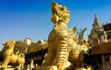 เล่าเรื่องที่มาของสิงห์หน้าพระธาตุอันเป็นเอกลักษณ์ของดินแดนล้านนา....