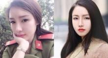 """สวยระดับนางฟ้า """"ตำรวจสาวเวียดนาม"""""""