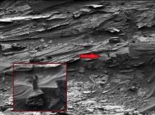 ตะลึงตึงๆ! ผู้หญิงโผล่ เดินบนดาวอังคาร จริงหรือหลอกอ่ะ...!
