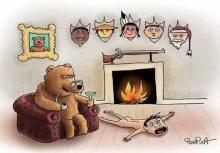 12ภาพ สะท้อน เมื่อสัตว์เอาคืนมนุษย์ !!