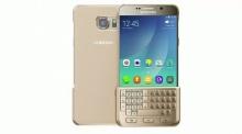 Samsung เปิดตัวเคสคีย์บอร์ดสำหรับเปลี่ยน Note 5 ให้เป็น BlackBerry