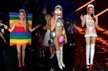 มาดู 11 แฟชั่นการแต่งตัวสุดแหวกแนวของ 'Miley Cyrus' แต่ละชุดหลุดโลกไปไกลมากจริงๆ