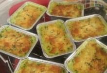 สูตรผักโขมอบชีส  เมนูที่อุดมไปด้วยสารอาหารที่มีประโยชน์