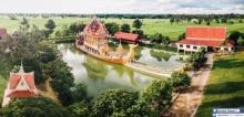 Unseen Thailand วัดพระธาตุสุพรรณหงส์ จ.ศรีสะเกษ