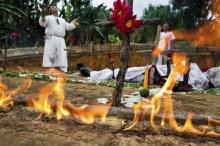 พิธีกรรมไล่ผีในอเมริกาใต้ ที่ชวนขนลุกไม่แพ้เมืองไทย