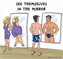 ความแตกต่างระหว่างผู้ชายกับผู้หญิง…ดูแล้วมันใช่เลย!!