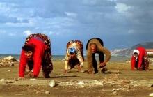 5 พี่น้องชาวตุรกี เดินธรรมดาไม่ได้ ต้องเดินสี่ขาเป็นมนุษย์ลิง