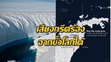 เมื่อ ขั้วโลกใต้ ส่งเสียงเตือนครั้งใหญ่ที่สุดเท่าที่เคยมีมา ถ้าเรายังอยู่เฉยอาจจะ?