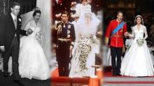 ย้อนรอยส่องราคา 3 ชุดแต่งงานสุดเลอค่า สมศักดิ์ศรีเจ้าสาวแห่งราชวงศ์อังกฤษ