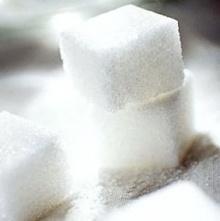 น้ำตาล ตัวทำลายผิว