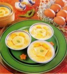 ไข่ตุ๋นดอกไม้บาน