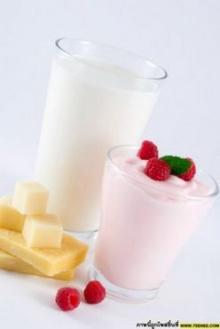 (Beauty Tips)รีดหุ่นสวยด้วย...นม