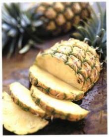 ทำไมจึงควรแช่สับปะรดในน้ำเกลือก่อนกิน
