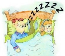 ความจริงกับอาการนอนกรน