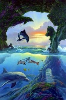 ภาพปริศนา : ปลาโลมา