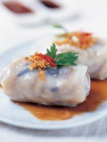 Chinese Duck Dumpling