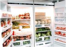 โอ๊ย..! เหม็น มาขจัดกลิ่นในตู้เย็นกัน