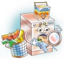 วิธีขจัดกลิ่นอับ เครื่องซักผ้า