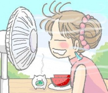 ♣ วิธีดูแลสุขภาพในหน้าร้อน ♣
