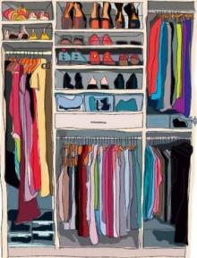 เคล็ดลับ: ไล่กลิ่นอับในตู้เสื้อผ้า