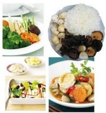 หลักในการปรุงอาหาร และรับประทานอาหารเจที่ถูกต้อง