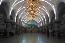10 อันดับสถานีรถไฟฟ้าใต้ดินที่สวยที่สุดในโลก