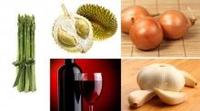 5 อาหารที่ทำให้เราส่งกลิ่น
