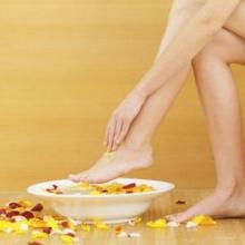 วิธีตรวจสุขภาพเท้า