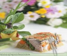 ข้าวผัดเขียวหวานปลาทู