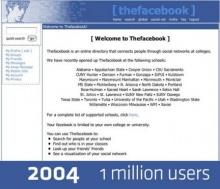 หน้าตาเว็บ Facebook เวอร์ชั่นต่างๆ ใน 7 ปีที่ผ่านมา