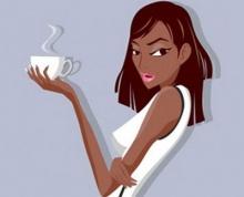 ทายนิสัยจากการจับถ้วยกาแฟ