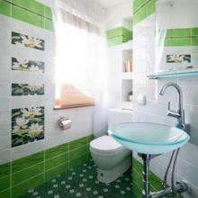 9 วิธีแต่งห้องน้ำให้สนุก