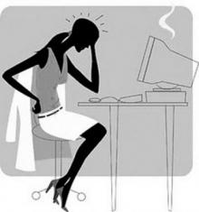 โรคออฟฟิศซินโดรม ( OfficeSyndrome )