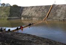 สะพานแยกน้ำตามคัมภีร์ไบเบิ้ล