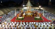 90 วัดทั่วกรุงเปิดโบสถ์รับศักราชใหม่ชวนคนกรุงรับพร สวดมนต์ข้ามปี