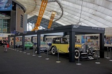 อังกฤษ เปิดแสดงสุดยอดรถยนต์ เจมส์ บอนด์