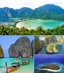 ท่องเที่ยวหมู่เกาะพีพี เสน่ห์ Unseen แห่งทะเลใต้