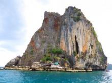 ดำน้ำเกาะแหวน อุทยานแห่งชาติหาดเจ้าไหม