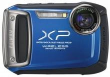 กล้องคอมแพคจอมอึด Wi-Fi กันน้ำได้