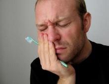 วิธีลดอาการปวดฟัน