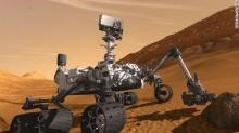 นาซาเฮลั่น! รถหุ่นยนต์สำรวจลงเหยียบดาวอังคารสำเร็จ