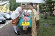 ความรักไร้เสียง หนุ่มใบ้ไทย วิวาห์ สาวใบ้เวียดนาม
