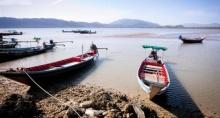 เที่ยวขนอม ดูโลมาสีชมพู ชิมน้ำจืดกลางทะเล