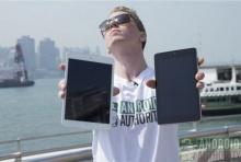 iPad Mini กับ Nexus 7 ใครตกแล้วเจ๊ง