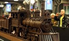 รถไฟช็อกโกแลต